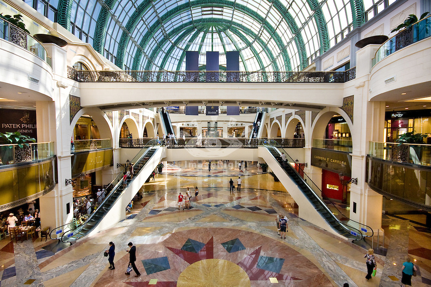 Interior Mall of the Emirates Dubai