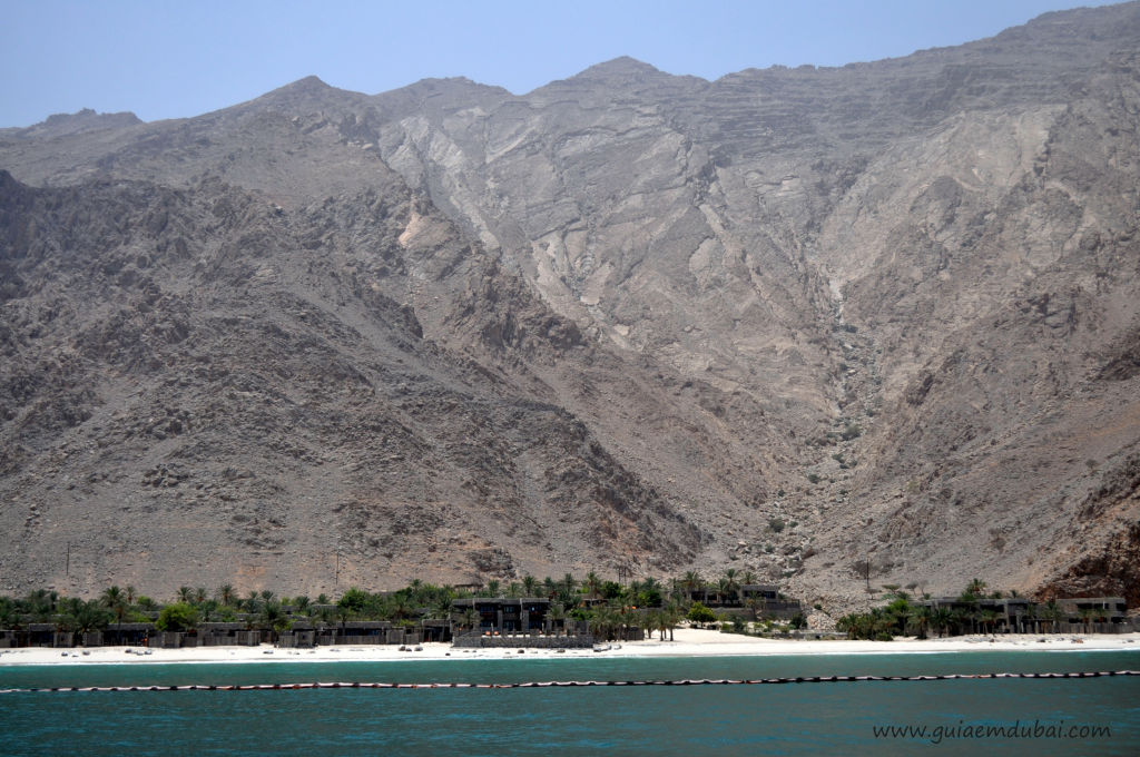 Resort Six Senses em Musandam