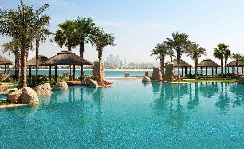 Sofitel The Palm Resort & Spa Dubaii